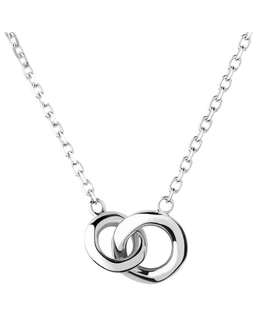 Links of London | Metallic 20/20 Sterling Silver Mini Necklace | Lyst