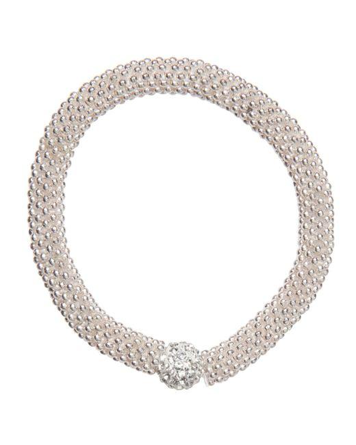 John Lewis | Metallic Effervescent Glass Bracelet | Lyst