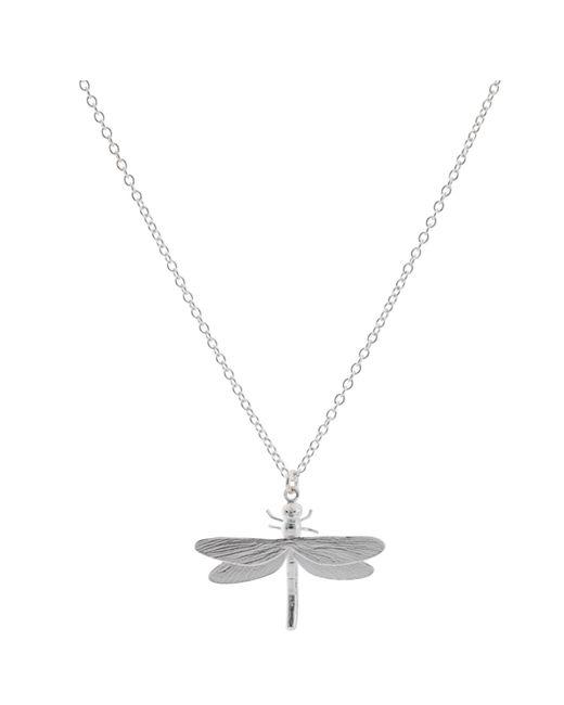 Alex Monroe | Metallic Dragonfly Necklace | Lyst
