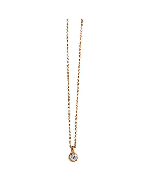 Dyrberg/Kern | Pink Dyrberg/kern Ette Swarovski Crystal Pendant Necklace | Lyst