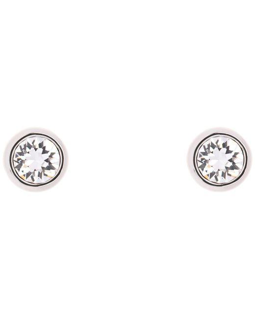 Ted Baker | Metallic Sina Crystal Stud Earrings | Lyst