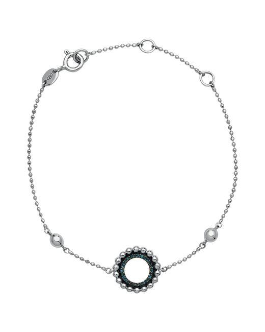 Links of London | Metallic Effervescence Diamond Pave Bracelet | Lyst