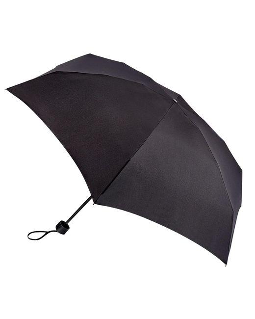 Fulton   Black Round Umbrella   Lyst