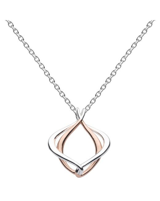 Kit Heath | Metallic Alicia Small Pendant Necklace | Lyst