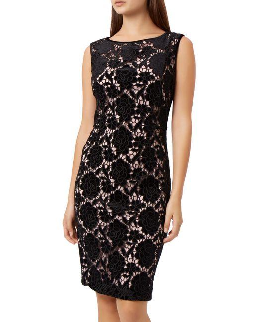 Fenn Wright Manson | Black Carrie Lace Dress | Lyst