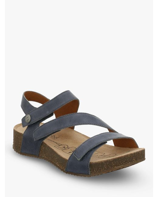 cea9153d478 ... Josef Seibel - Multicolor Tonga 25 Triple Strap Sandals - Lyst ...