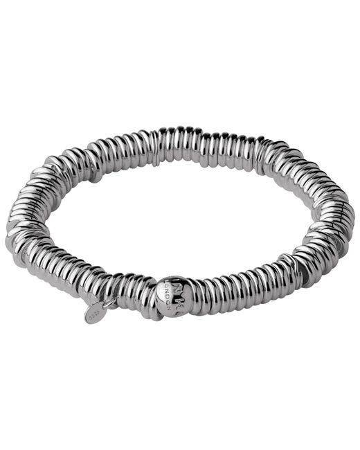 Links of London   Metallic Sweetie Core Sterling Silver Charm Bracelet   Lyst