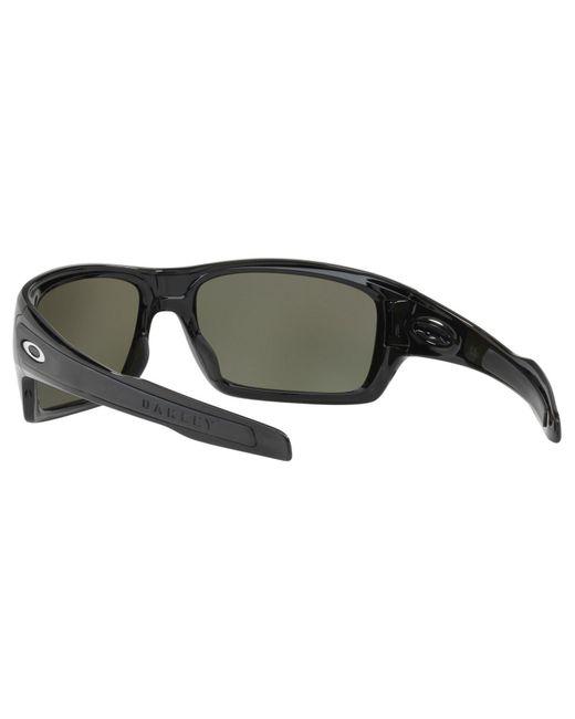 5dfef4400a ... Oakley - Multicolor Oo9263 Turbine Prizm Polarised Sunglasses for Men -  Lyst ...