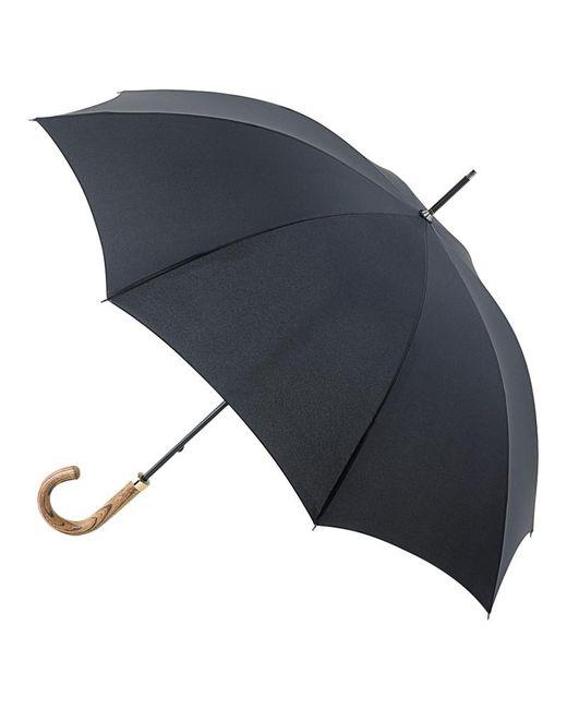 Fulton | Black G807 Commissioner Walking Umbrella | Lyst
