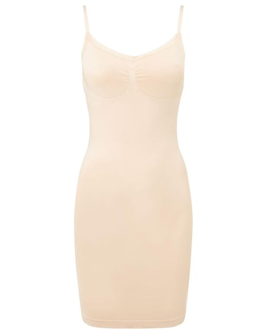 Phase Eight - Natural Silhouette Seamless Slip - Lyst