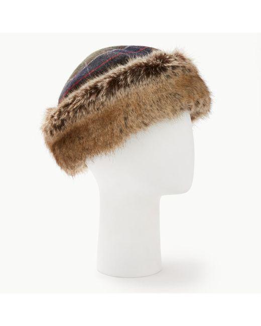 Barbour   Green Tartan Ambush Hat   Lyst