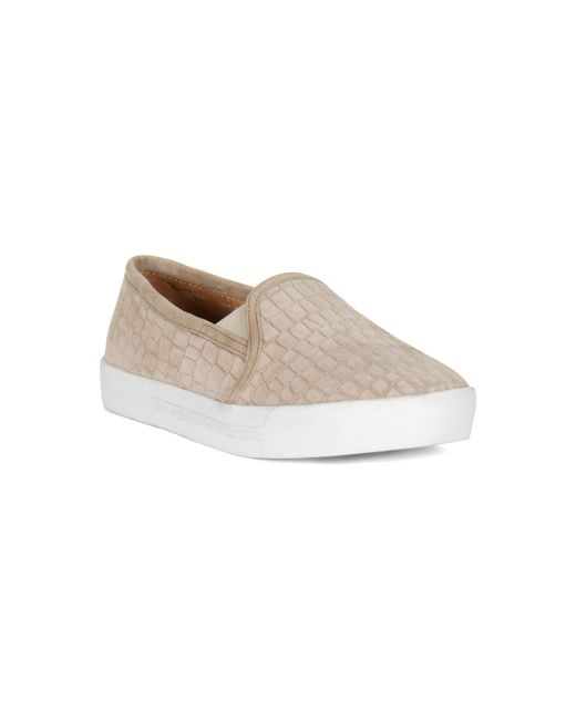 Joie | Natural Huxley Suede Sneaker | Lyst