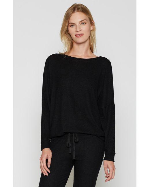 Joie - Black Giardia Sweatshirt - Lyst
