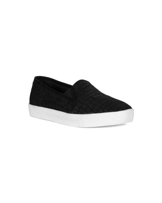 Joie | Black Huxley Suede Sneaker | Lyst