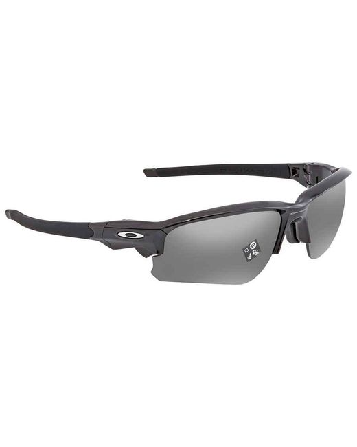 Oakley Flak Draft Black Iridium Sunglasses Mens Sunglasses -937301-70 for men