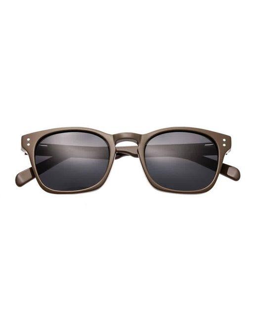 Simplify Brown Bennett Acetate Sunglasses