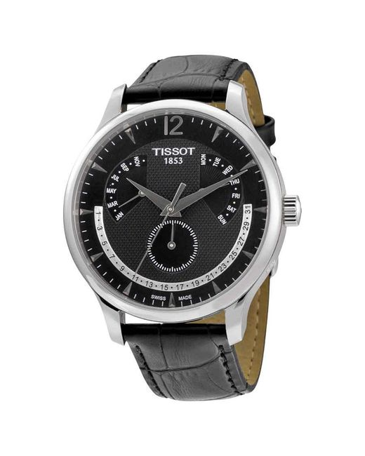 Tissot Metallic Tradition Perpetual Calendar Mens Watch T0636371605700 for men