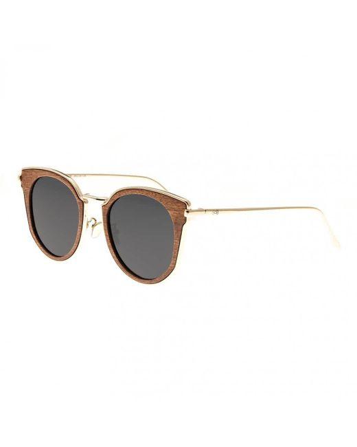 Earth Metallic Karekare Blacktriacetate Cellulose (tac) Multi-layer Production Wayfarer Sunglasses
