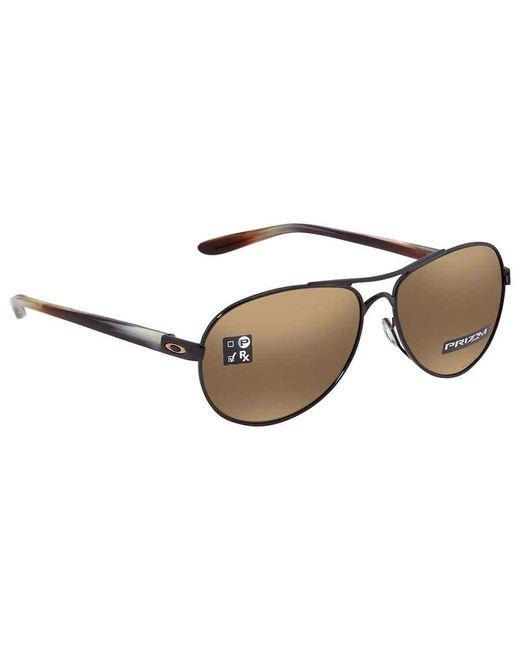 Oakley Black Tie Breaker Unity Collection Prizm Tungsten Sunglasses Mens Sunglasses  410818 56 for men