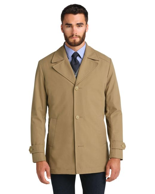 Jos. A. Bank | Multicolor Executive Collection Traditional Fit 3/4 Length Car Coat Clearance for Men | Lyst