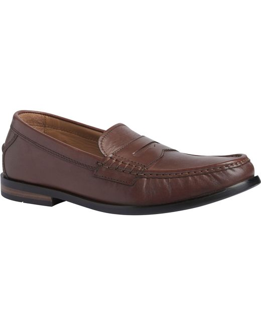 Jos. A. Bank - Brown Cole Haan Pinch Friday Penny Loafers for Men - Lyst