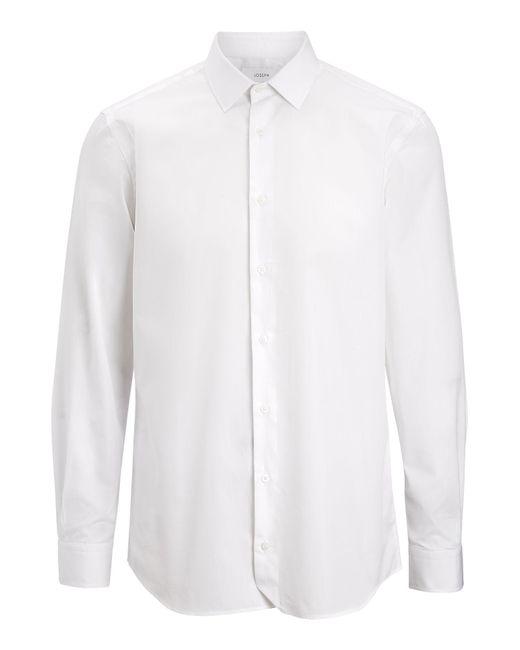 Joseph - White John Poplin Shirt for Men - Lyst