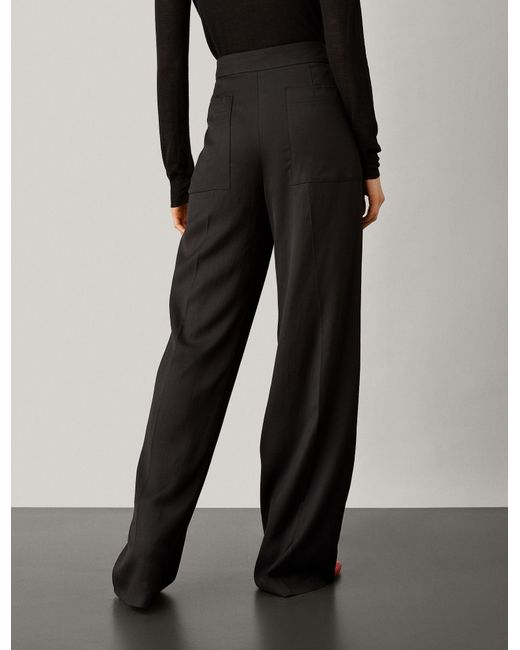 top-rated official big clearance sale classic styles Women's Black Stanley Fluid Tailoring Trousers