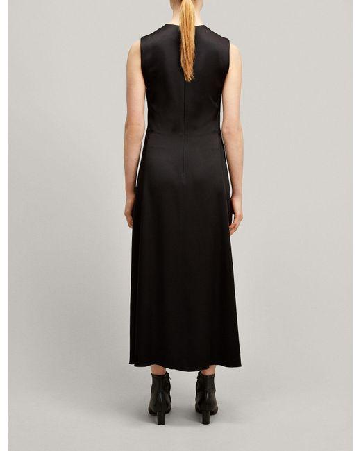 Fulton dress - Black Joseph YlMh4OtS