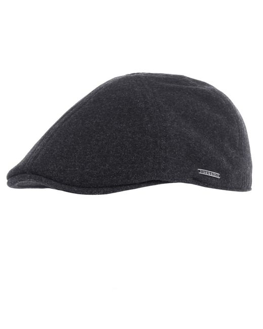 Stetson | Gray Texas Wool Cashmere Cap for Men | Lyst