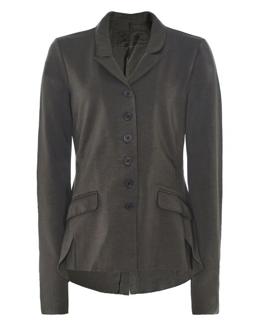 Rundholz - Green Tailored Jersey Jacket - Lyst