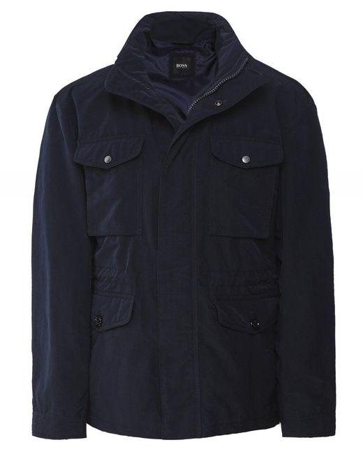 4fc02a2c9 Men's Blue Colmer Field Jacket