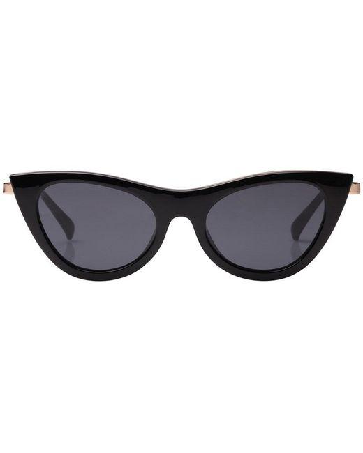 Le Specs Enchantress Sunglasses - Black