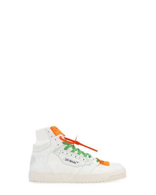 659b08876b2191 Off-White c/o Virgil Abloh 'off Court' Sneakers in White for Men - Lyst