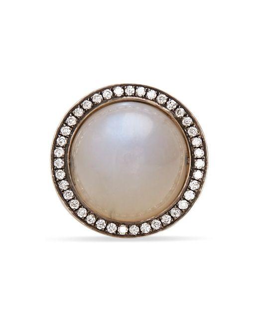 Noor Fares | Metallic Tilsam Aurora Ring | Lyst