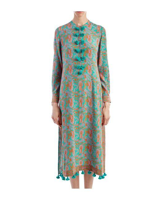 Figue - Multicolor Paolina Kaftan Dress - Lyst