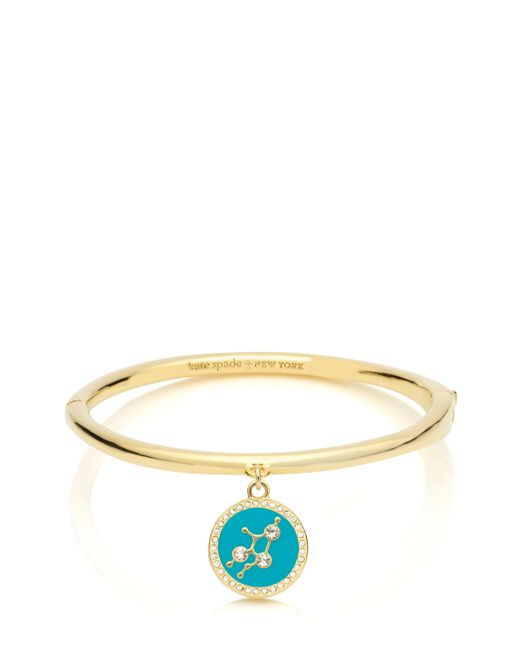 Kate Spade | Multicolor In The Stars Virgo Bangle | Lyst