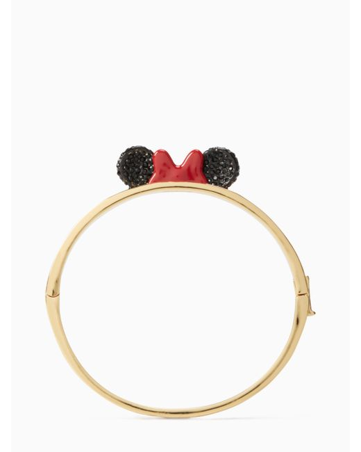 Kate Spade - Multicolor For Minnie Mouse Bangle - Lyst
