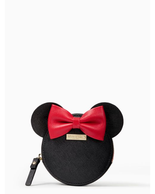 Kate Spade | Multicolor For Minnie Mouse Coin Purse | Lyst