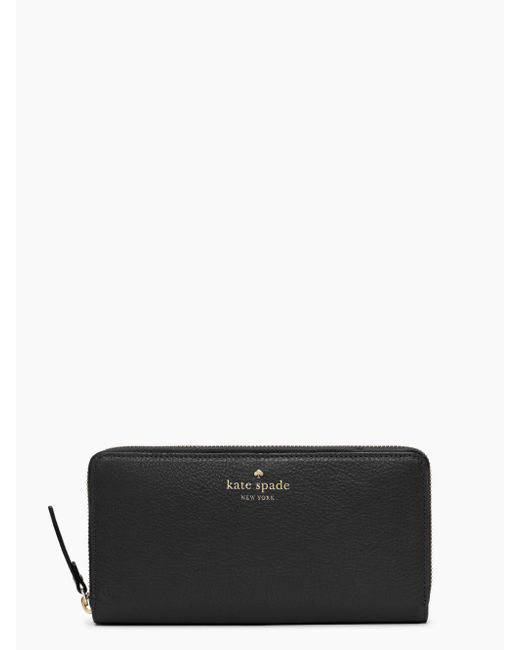 kate spade new york | Black Cobble Hill Lacey | Lyst