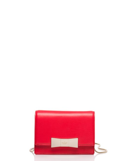 Kate Spade | Red Park Court Tizzie | Lyst