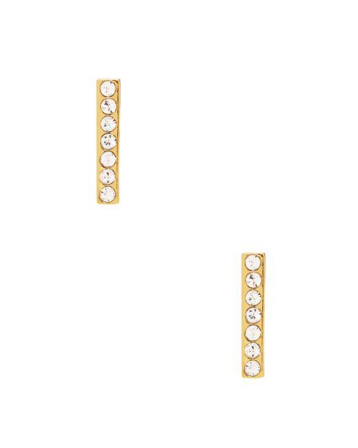Kate Spade | Metallic Dainty Sparklers Bar Studs | Lyst