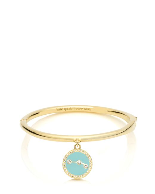 Kate Spade | Multicolor In The Stars Aries Bangle | Lyst