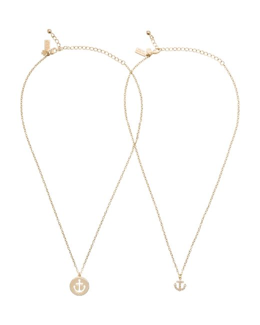 kate spade new york | Metallic 'state Of Mind' Pendant Necklace | Lyst