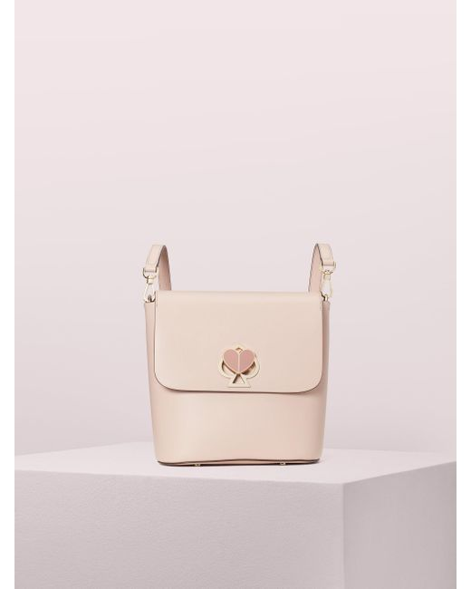 Kate Spade Pink Make It Mine Small Customizable Backpack