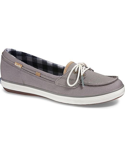 Keds Women S Glimmer Slip On Boat Shoe