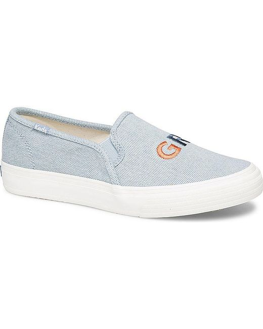 48ba40927b7 Lyst - Keds Women s Champion Originals in Blue - Save 4%