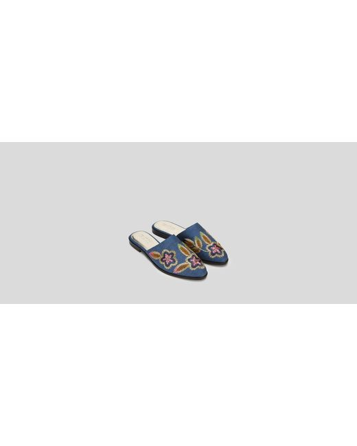 Speed Floral Slide Flat - Shoe Kenneth Cole Reaction VdoVo