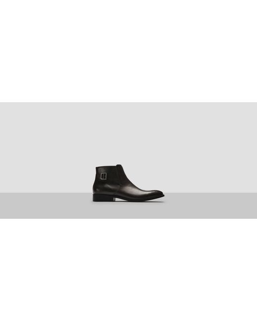 Kenneth Cole Reaction | Brown Chelsea Buckle Boot for Men | Lyst