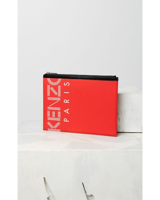 efc75665 Women's Red Sport A4 Pouch