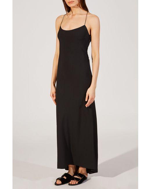 Khaite - Black The Margot Dress - Lyst